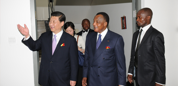 visite président chinois
