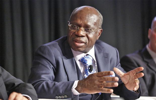 Monsieur Albert Yuma, Président de la Fédération des Entreprises du Congo (FEC, Patronat congolais)