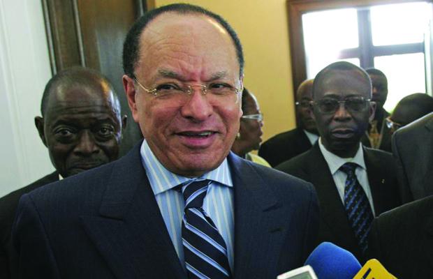 Léon Kengo wa Dondo Président du Senat congolais