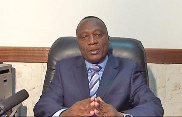 Le président des Armateurs à la Fédération des entreprises du Congo (FEC)
