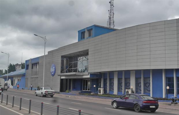 Siège de TIGO à Kinshasa-Ngaliema