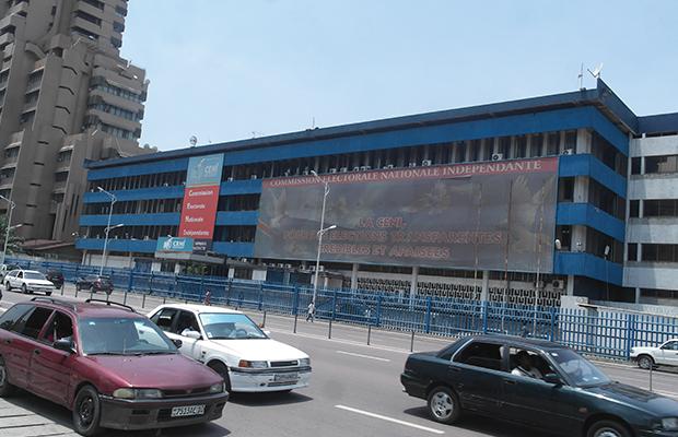 Le bureau de la Commission Electorale Nationale indépendante (CENI)