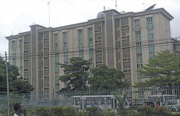 Siège administratif de la DGDA à Kinshasa/Gombe, (photo BEF)