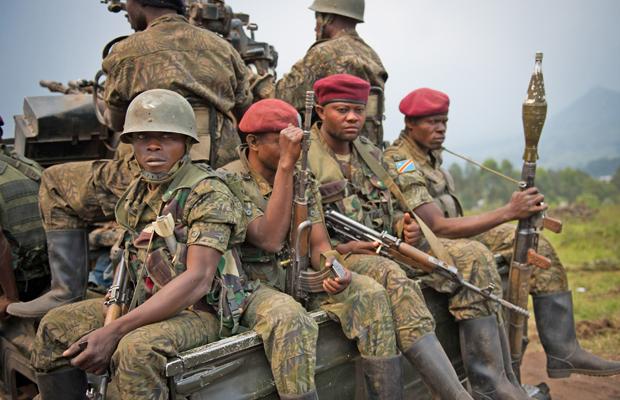 Des soldats de Fardc appelés à intervenir en République centrafricaine