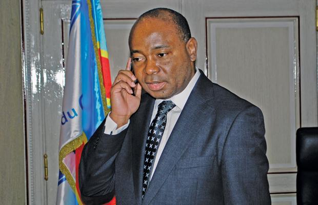 Pérenniser la stabilité monétaire: le défi de D. Mutombo  (photo BEF)