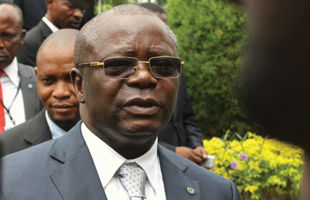 André Kimbuta, Gouverneur de la ville province de Kinshasa
