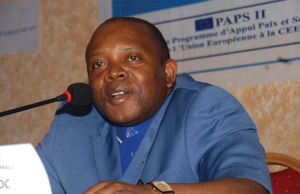 2014, année électorale (dixit Abbé Malumalu, Président de la CENI)
