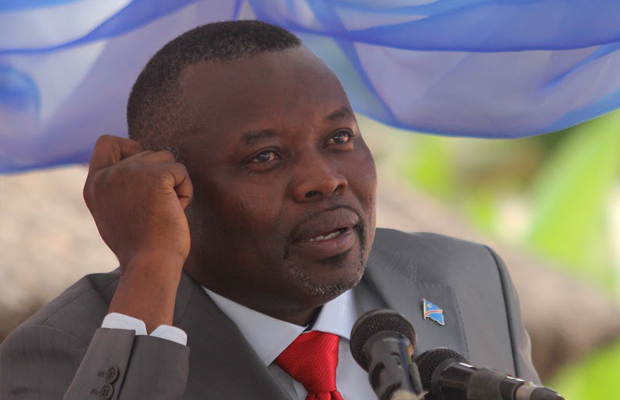 Vital Kamerhe, Président national de l'UNC, (photo Radio Okapi)