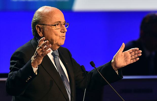 Joseph Sepp Blatter est aux commandes de la Fifa depuis plus de treinte ans. (Photo AFP)