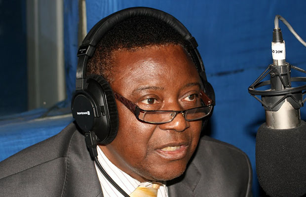 Mathias Buabua wa Kayembe, DG Anapi, (Photo Radio Okapi)