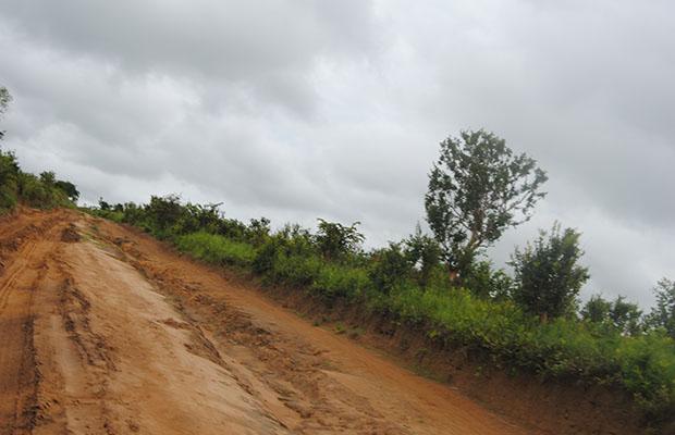 La province veut remettre en état 3 000 km de routes d'intérêt prioritaire (Photo BEF)