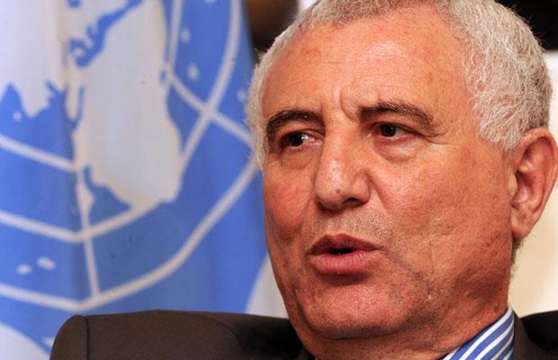 Saïd Djinnit, le nouvel Envoyé spécial de l'ONU pour les Grands Lacs. (Photo DR)