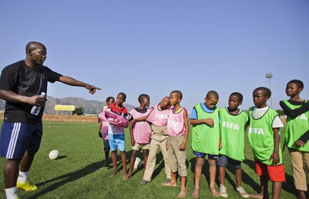 La RDC manque cruellement des écoles de football adéquates. (Photo DR)