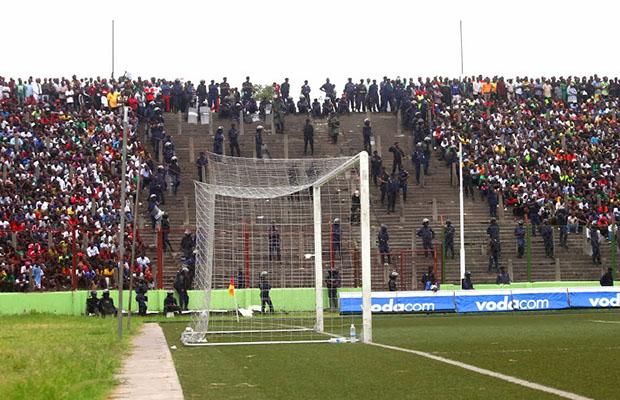 La plupart des clubs conglais manquent d'infrastructures de base et de budgets conséquents (Ph. Radio Okapi)