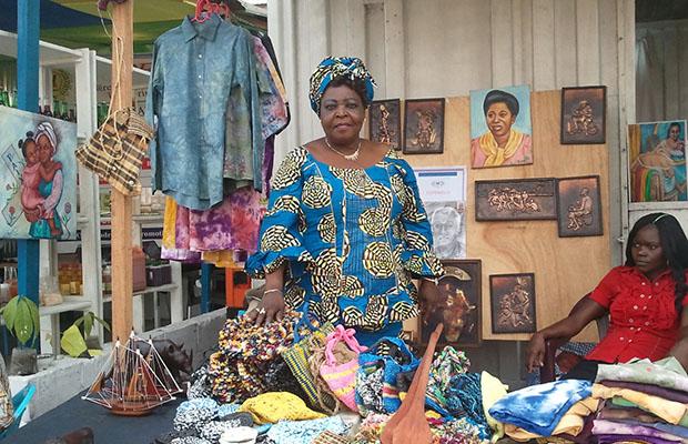 La femme congolaise est de plus en plus créatrice et dynamique. (Photo BEF)