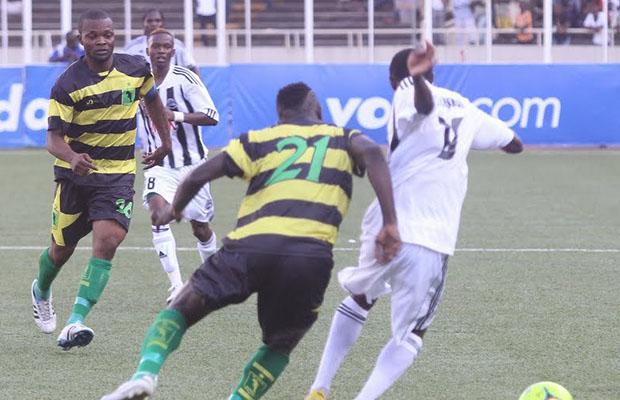 Une rencontre entre V. club et Mazembe au stade des Martyrs. (Photo Radio Okapi)