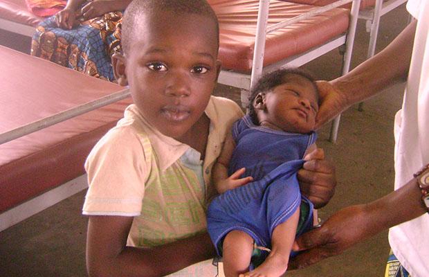 La RDC a  un taux de mortalité infantile et maternelle parmi les plus élevées au monde. (Photo BEF)