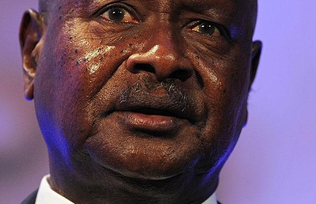 Yoweri Museveni est parmi les Chefs d'Etat qui étaient présents à Washington. (Photo DR)
