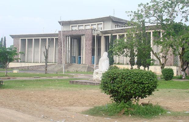 Un des bâtiments de l'UNIKIN. (DR)