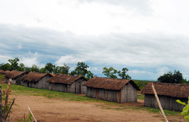 Institut Kupa Kikondji dans le Bandundu.  (BEF)