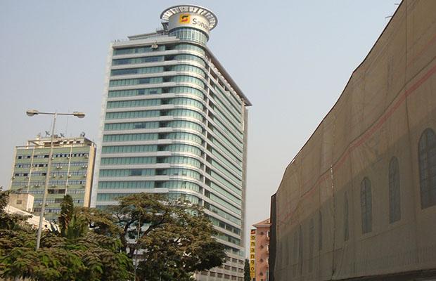 Le siège de Sonangol en Angola. (Photo Wikipédia)