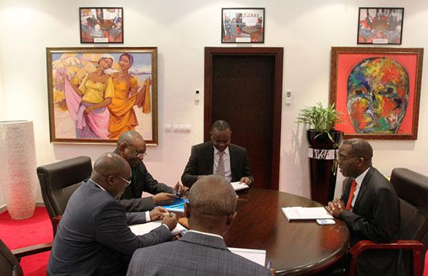Les membres de la Troïka évaluent chaque début de semaine la situation économique du pays. (Photo DR)