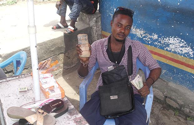Par manque d'emploi, nombre de jeunes se jettent dans les activités informelles. (Photo BEF)