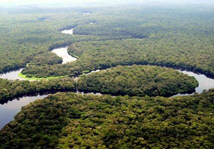 feature__0013_13_02 – Rivière dans le parc national de la Salonga, Forêt équatoriale