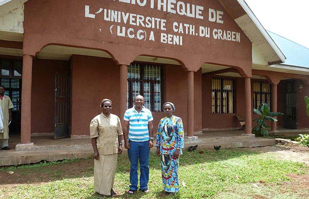 Cette université est devenue un important centre scientifique pour les populations de cette contrée. (DR)
