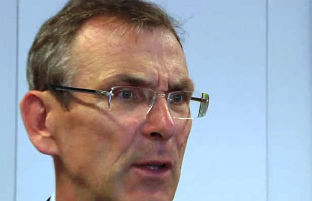 Andris Piebalgs occupe le poste de commissaire au développement depuis 2010. (Photo Wikimedia)