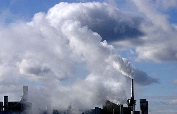 Les gaz à effet de serre sont l'une des principales causes du rechauffement climatique. (DR)