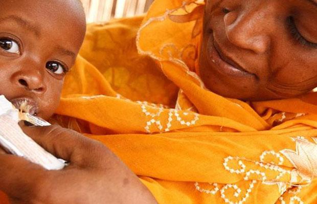 Un enfant sur deux souffre de la malnutrition en RDC. (DR)