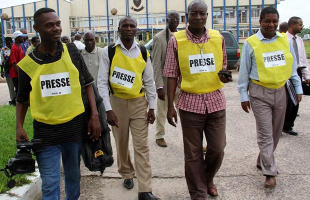 La presse congolaise souffre toujours d'un manque de subvention. (DR)