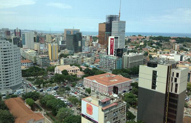 Luanda, capitale de l'Angola, pays qui assure actuellement la présidence de CIRGL. (DR)
