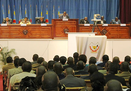 feature__0026_02_01 – La rentrée parlementaire au palais du peuple à Kinshasa