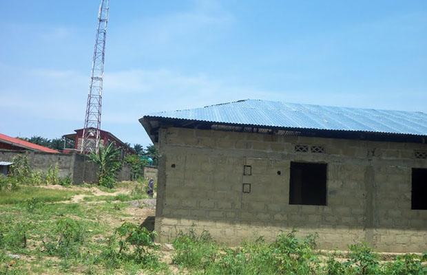 Le projet se donne la mission de participer au développement de ce coin de la capitale.  (Radio Okapi)