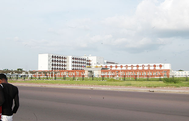 A l'Hôpital du Cinquantenaire, la consultation d'un spécilaiste oscille entre 20 000 et 25 000 francs.