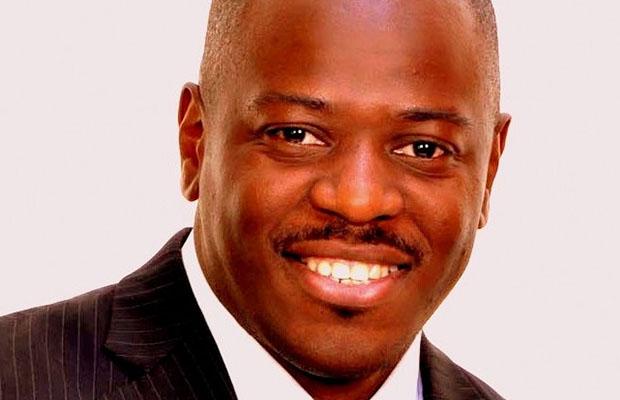 Éric Mboma, directeur général de Standard Bank RDC, l'un des heureux élus.