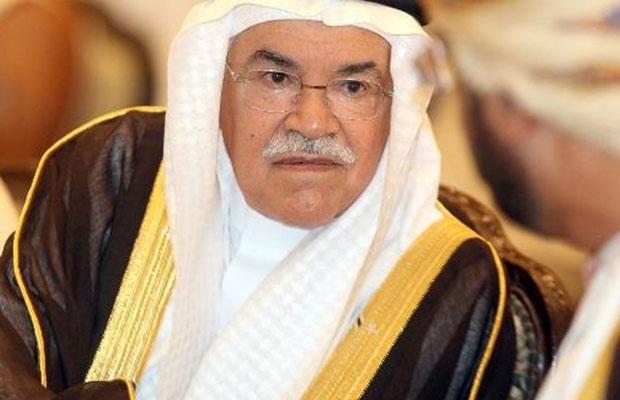 Ali al-Nouaimi, ministre saoudien du Pétrole.