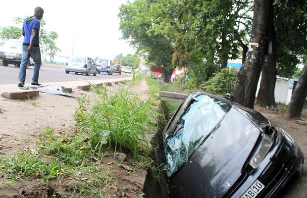 Les accidents de la circulation sont causés par des conducteurs souvent irresponsables.