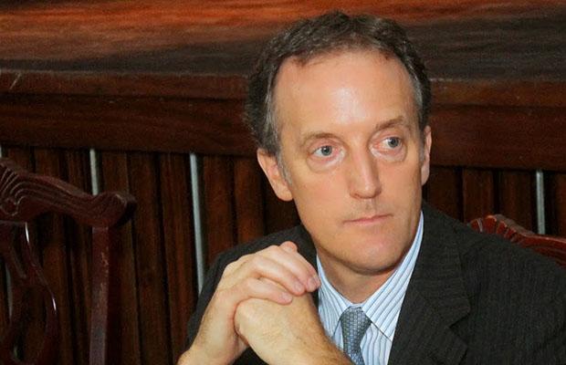Scott Campbell, directeur du Bureau conjoint des Nations unies aux droits de l'homme.