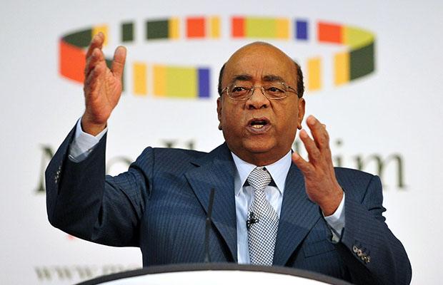 Mo Ibrahim, milliardaire anglo-soudanais et entrepreneur dans le domaine des télécommunications.