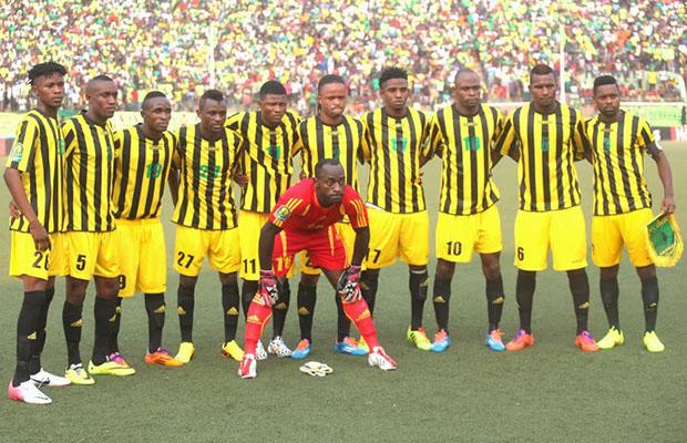 Le club congolais retrouve la finale de cette compétition 33 ans après.  (DR)