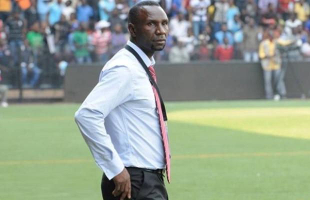 Florent Ibenge, entraîneur de Vita Club et de l'équipe nationale.