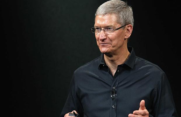 Tim Cook, directeur général d'Apple.