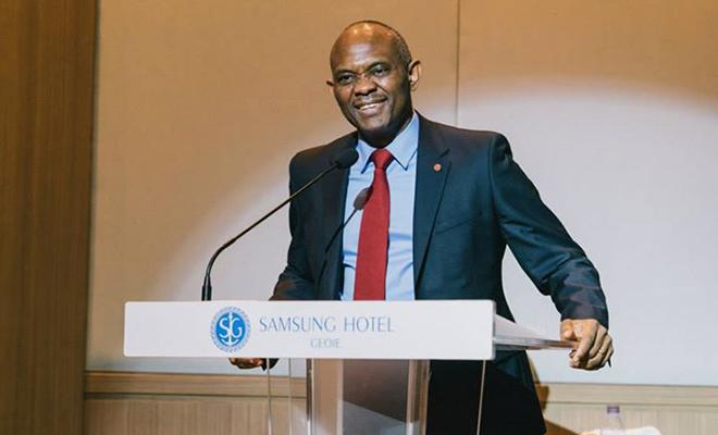 L'homme d'affaires nigérian Tony Elumelu est le promoteur de l'Africapitalisme