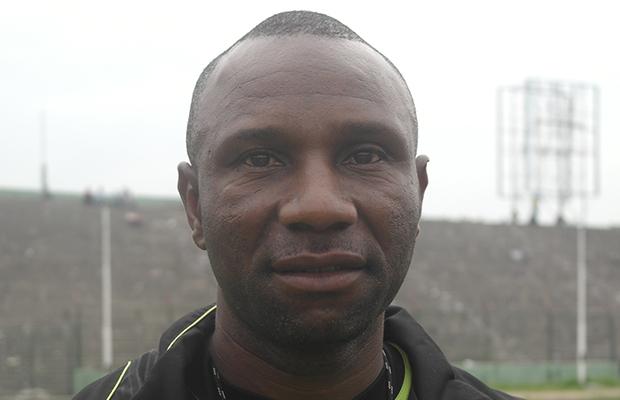 Le sélectionneur de l'équipe nationale de football et entraîneur de Vita Club.