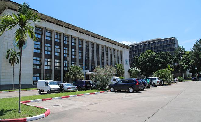 La Banque centrale du Congo, le rapport politique monétaire 2014.