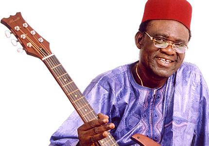 feature__0012_29_1. société, Le guitariste et compositeur Simon Lutumba dit Simaro Masiya.
