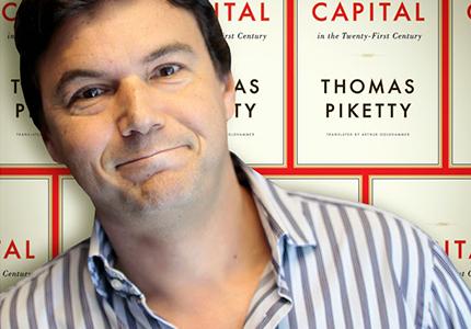 feature__0015_15_1. idées et debats, Thomas Piketty, auteur du « Capital au XXIe siècle ».